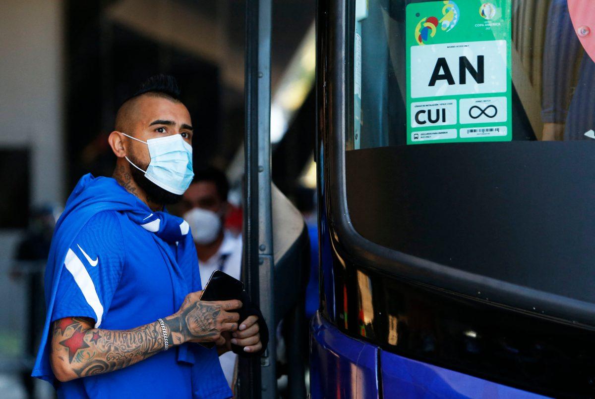Copa América: Uruguay y Chile se enfrentan este lunes en medio de escándalos extrafutbolisticos