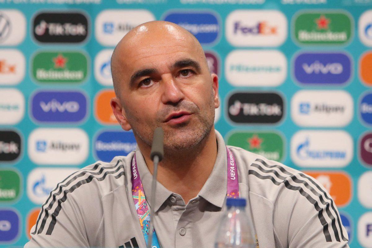 Roberto Martínez explica por qué prefiere a Kevin de Bruyne antes que a Cristiano Ronaldo