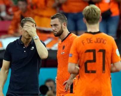 Eurocopa 2020: Frank de Boer dimite como seleccionador de Países Bajos
