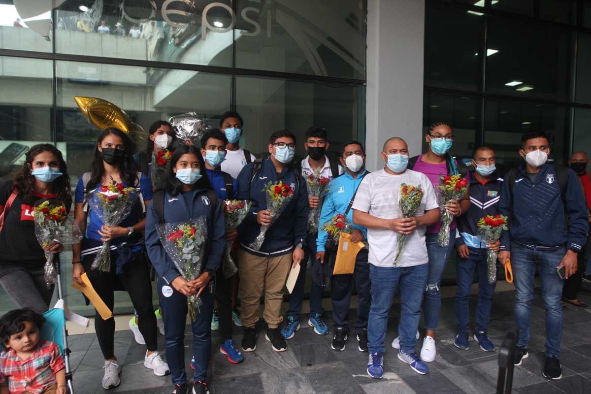 Guatemala destaca en CA de Atletismo Mayor con 10 oros y dos récords