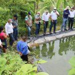 La FAO Guatemala ha contribuido con la implementación de proyectos de captación de agua de lluvia, principalmente en la provincia. (Foto Prensa Libre: Cortesía)