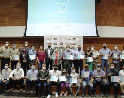 Cup of Excellence: Seleccionan a los mejores 28 cafés guatemaltecos que participarán en subasta internacional