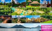 Tradicionalmente el Inguat elige para las campañas de promoción internacional los destinos prioritarios que son íconos para el extranjero. Dependiendo a donde se dirija la campaña añade otros destinos. (Foto, Prensa Libre: Hemeroteca PL).
