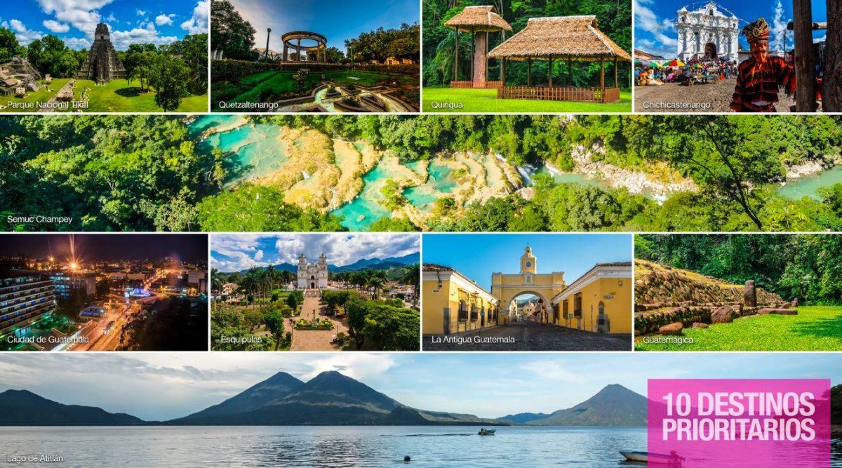 Cuánto invierte Guatemala para promocionarse en el extranjero (y en qué países)