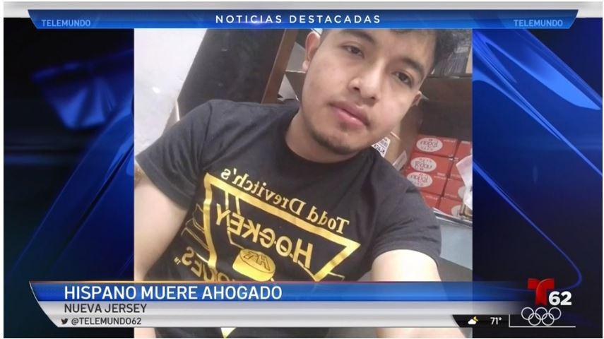 """""""Se despidió, me dijo adiós"""": el dramático relato del hermano de migrante guatemalteco que murió en un lago de Nueva Jersey"""