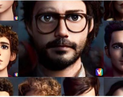El nuevo filtro que transforma las fotografías en rostros similares a los de Disney para compartirse en WhatsApp