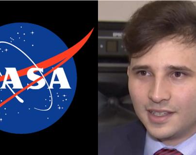 Aprendió inglés, terminó una maestría y ahora trabaja en la NASA: la increíble historia de un joven migrante