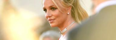 Britney Spears rompe el silencio sobre su tutela y exige recuperar su vida. (Foto Prensa Libre: AFP)