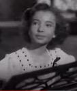 El 13 de diciembre de 1951 se destacaba en la portada de Prensa Libre, el viaje de Pinky Molina, en el que  grabaría una película en suelo mexicano.  (Foto Prensa Libre: tomada de YouTube)