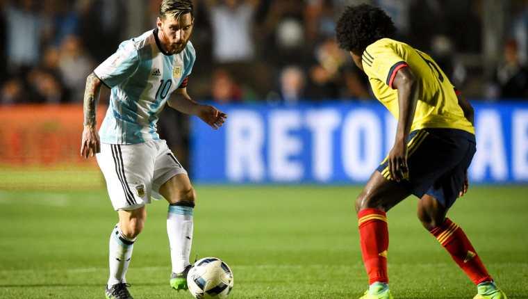 Lionel Messi es una de las figuras a destacar en la Copa América que da inicio el próximo 13 de junio. La Conmebol ha revelado este martes 8 de junio las normas sanitarias para evitar contagios de covid-19. Foto Prensa Libre: Conmebol.