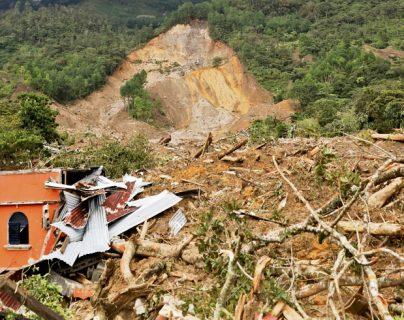 Quejá es inhabitable y 316 familias se quedan sin un lugar para vivir