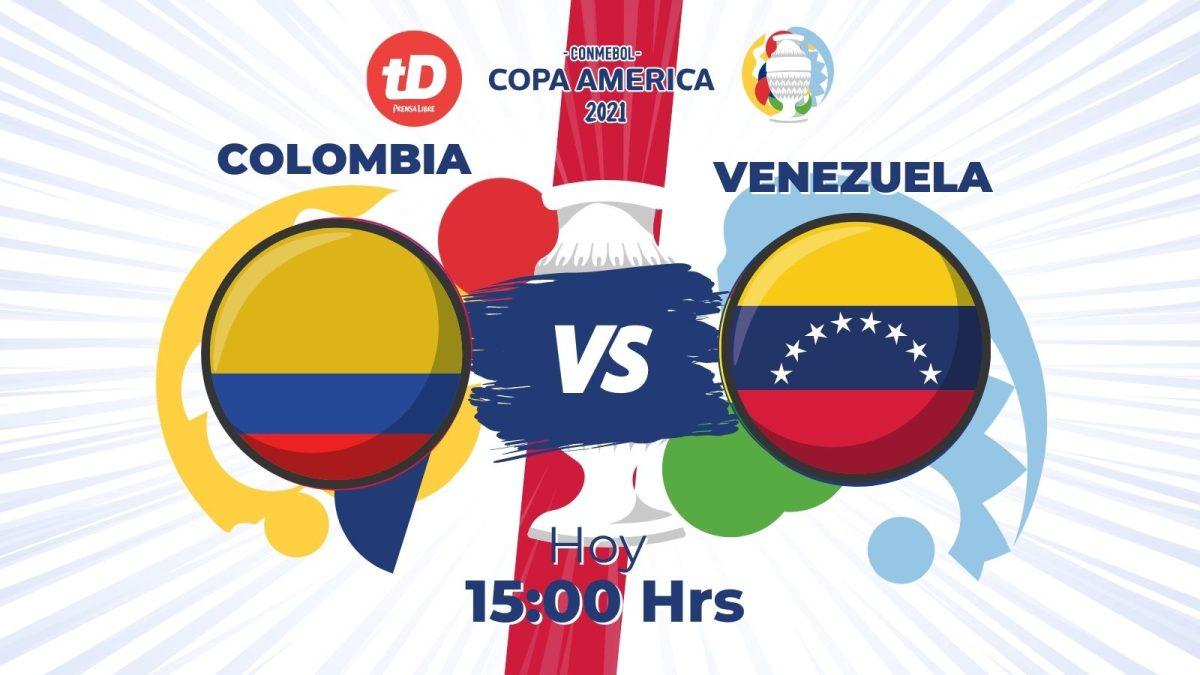 Estadísticas del empate sin goles entre Colombia y Venezuela