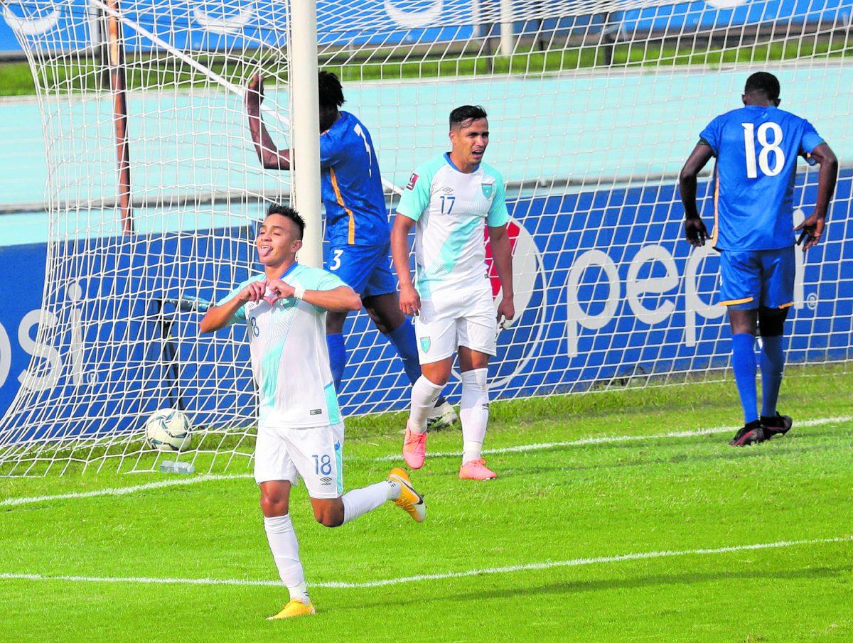 El objetivo es clasificar a la Copa Oro: Amarini Villatoro da la lista de convocados a la Selección de Guatemala