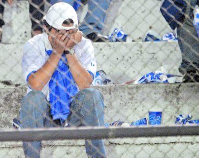 Guatemala cumple 15 años sin jugar la fase final de una eliminatoria mundialista