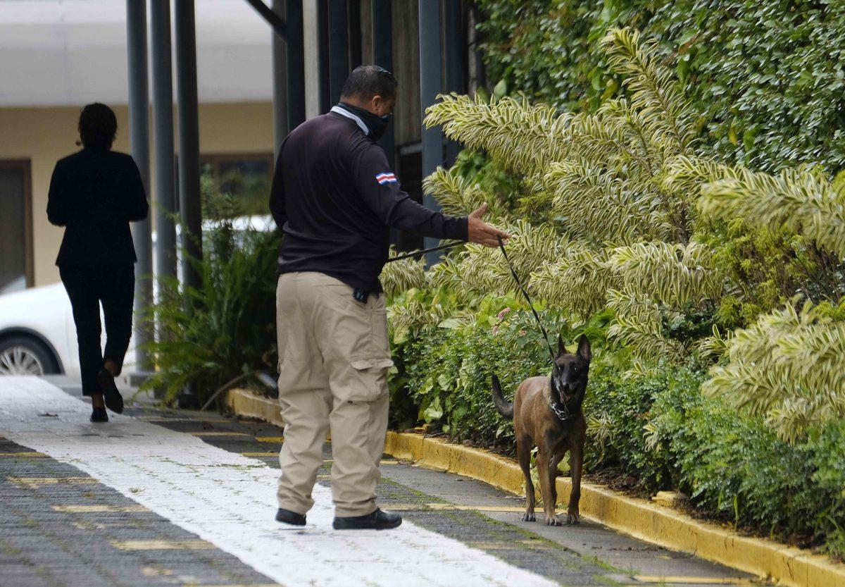 Allanan la Casa Presidencial de Costa Rica y capturan a empresarios señalados de corrupción