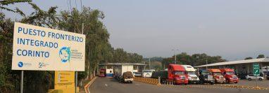 La unión aduanera entre Guatemala y Honduras entró en vigor el 26 de junio de 2017. (Foto Prensa Libre: Hemeroteca)