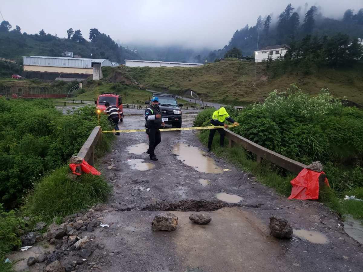 Lluvias en Guatemala dejan ya casi 340 mil afectados y seis fallecidos
