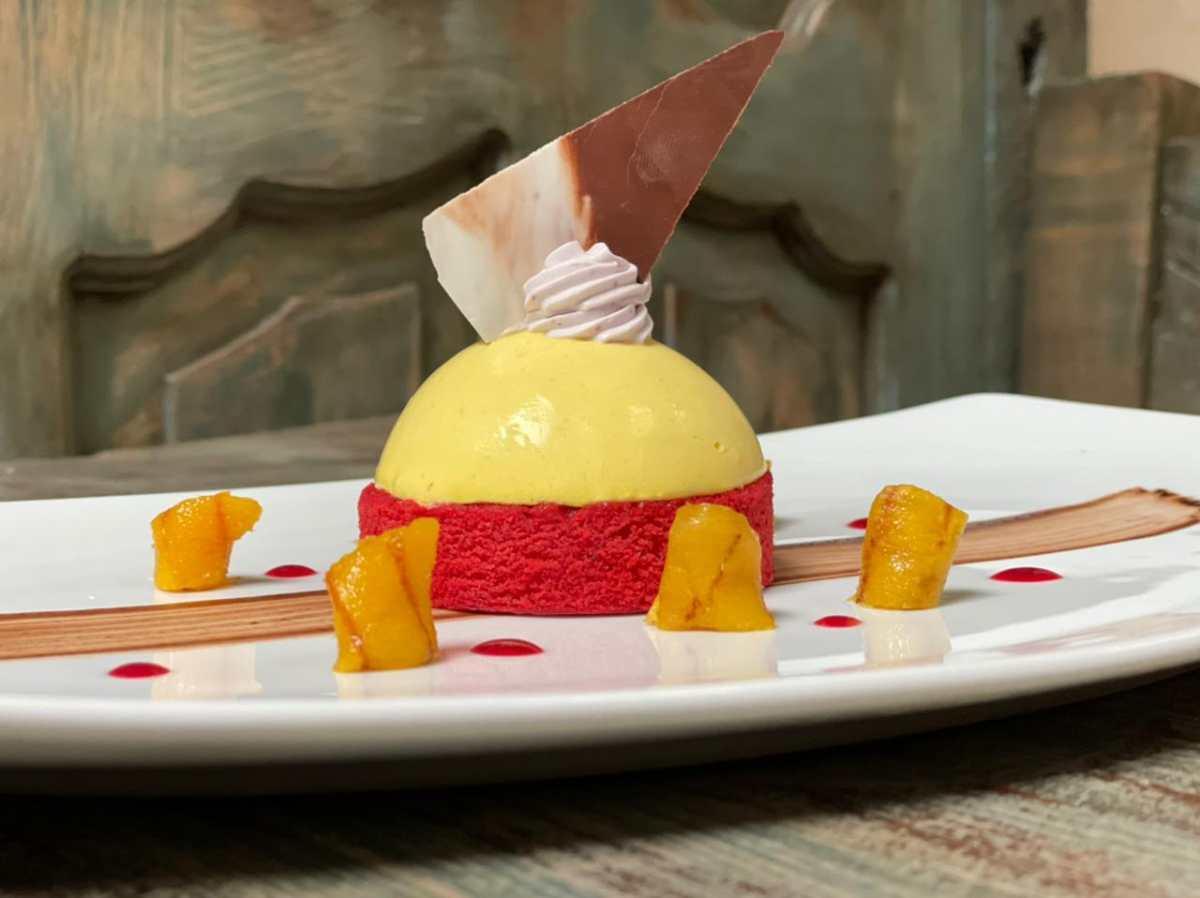 Este pastel de remolacha es un singular deleite