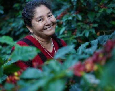 La historia de cómo una caficultora de Huehuetenango llegó a ser líder rural y será reconocida a nivel internacional