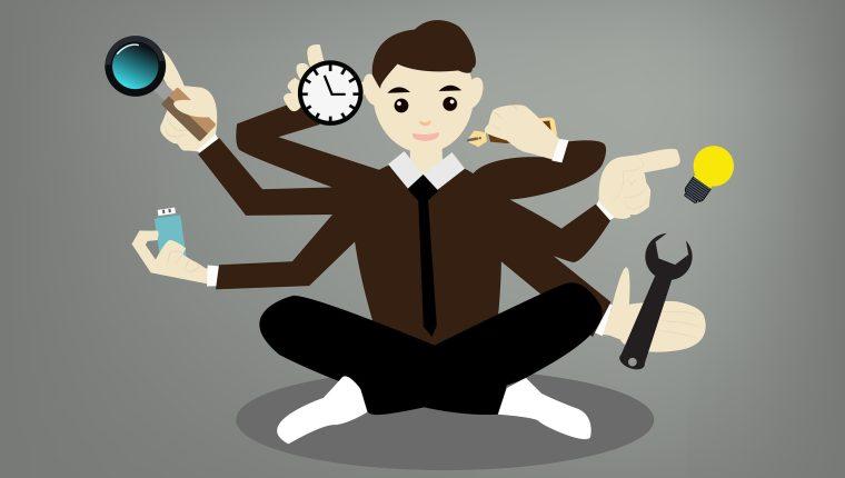 El mito del multitasking