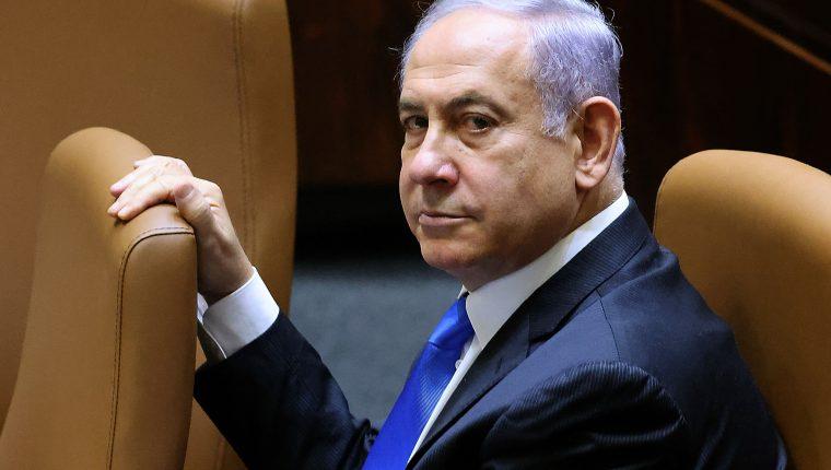 Tras 12 años ininterrumpidos en el poder, Benjamin Netanyahu es el primer ministro que más tiempo ha estado en el poder en Israel. (Foto Prensa Libre: AFP)