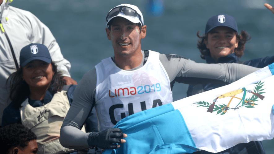 Vamos Guate: Juan Ignacio Maegli es un velerista de clase mundial