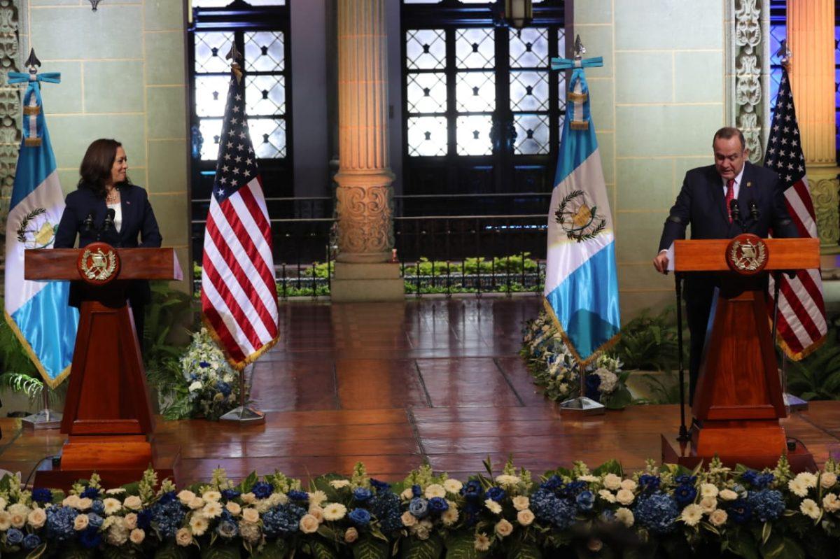 Migración, corrupción y empleo, los tres temas discutidos entre EE. UU. y Guatemala