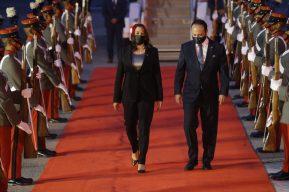 Visita de vicepresidenta de EE. UU. Kamala Harris genera expectativas