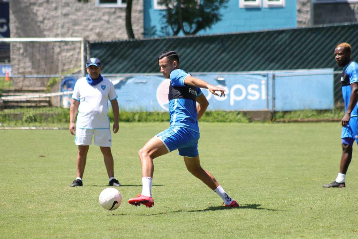 La Selección de Guatemala se exige a fondo con miras al amistoso contra El Salvador