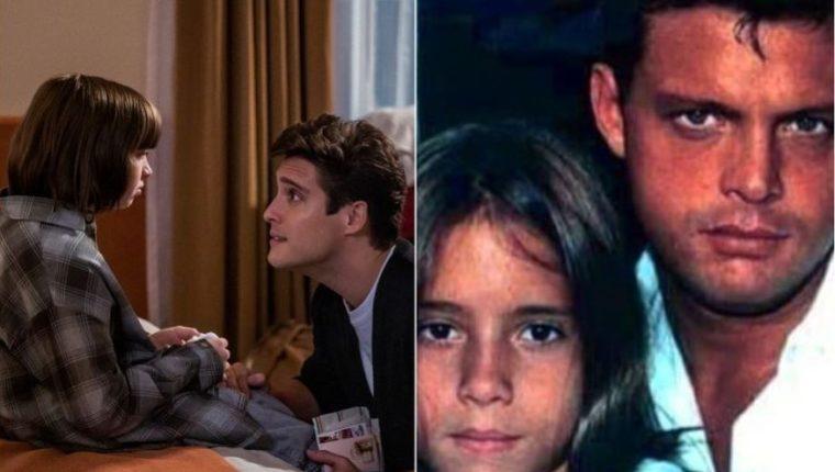 """En el último capítulo de la segunda temporada de Luis Miguel, la serie se revela por qué Sergio Basteri, el hermano menor del """"Sol de México"""" se fue a vivir a EE. UU. (Foto Prensa Libre: Netflix)"""