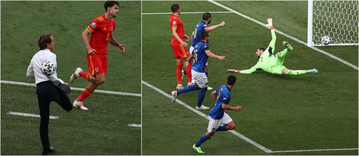 La joya de Roberto Mancini en el banquillo y adentro de la cancha; Italia avanza invicta e implacable