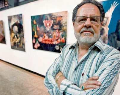 Manolo Gallardo celebra sus 85 años de vida y sus 65 de exposición