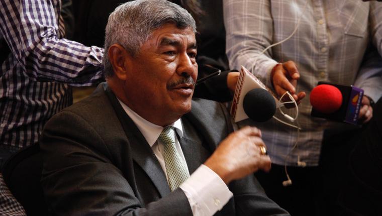 Diputado Carlos Mencos continuará con inmunidad por resolución de la CSJ