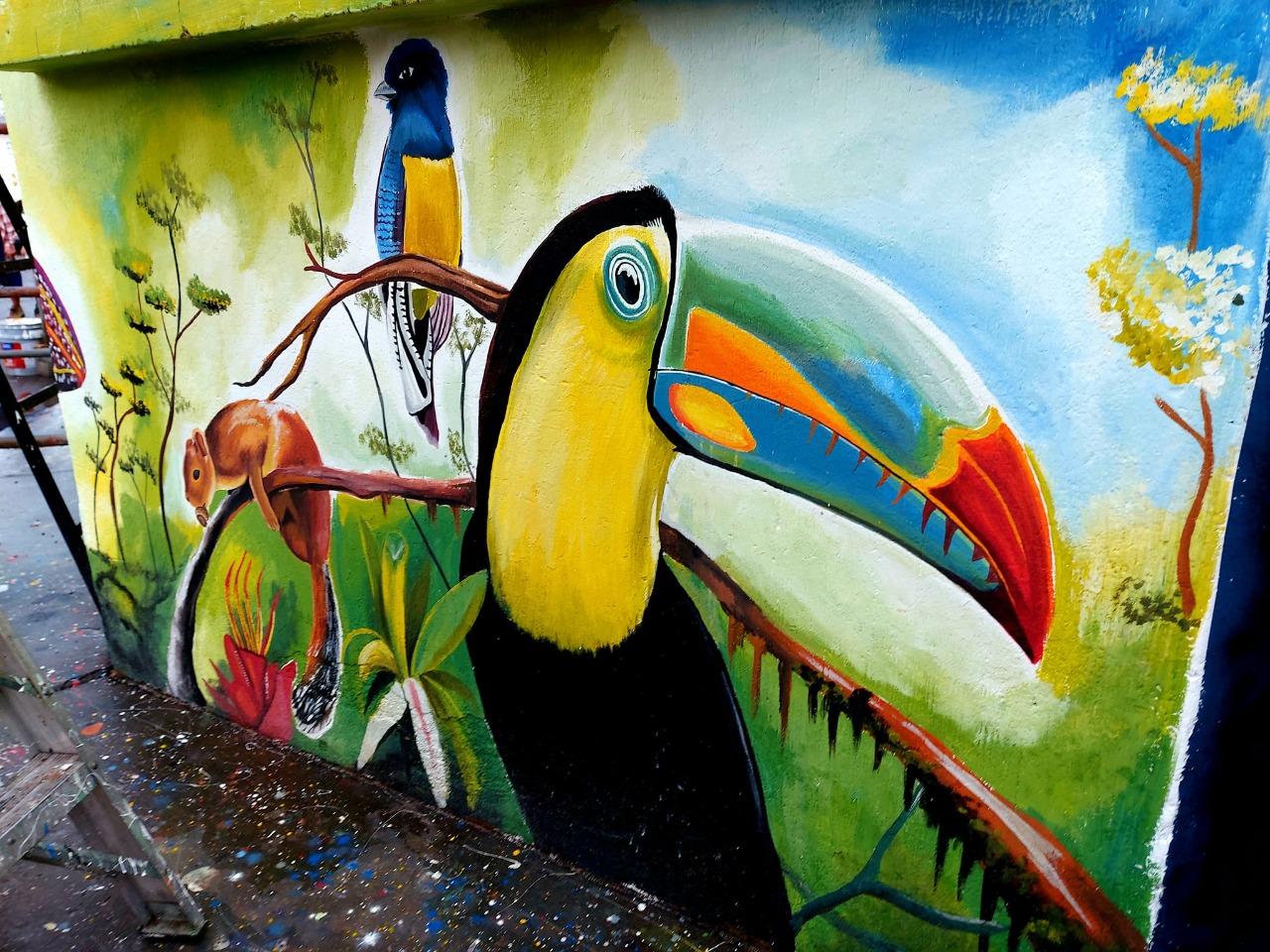 Murales de Chimaltenango
