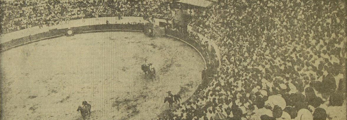 Actividades que se realizaban en la antigua plaza de toros de La Aurora