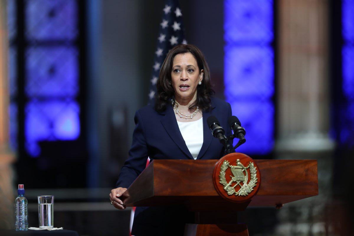 Kamala Harris confirma en Guatemala la creación de una Fuerza Anticorrupción regional y estas serán sus funciones