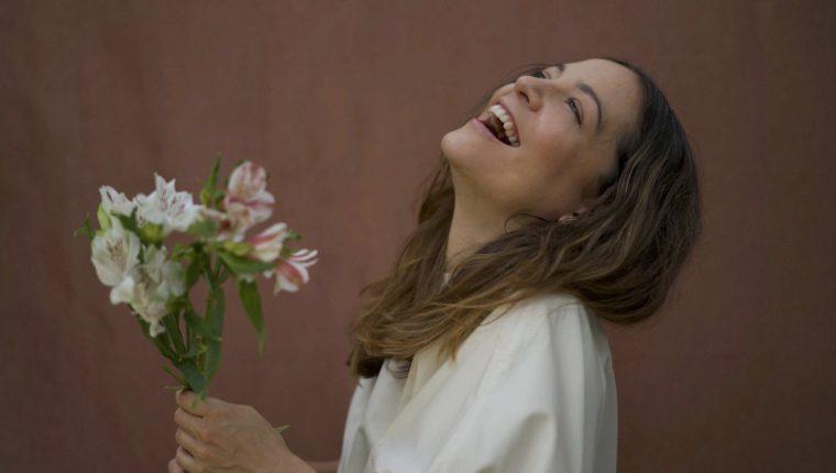 """Natalia Lafourcade promociona """"Un canto por México, vol. 2"""", su nuevo álbum. (Foto Prensa Libre: Cortesía Sony Music)"""