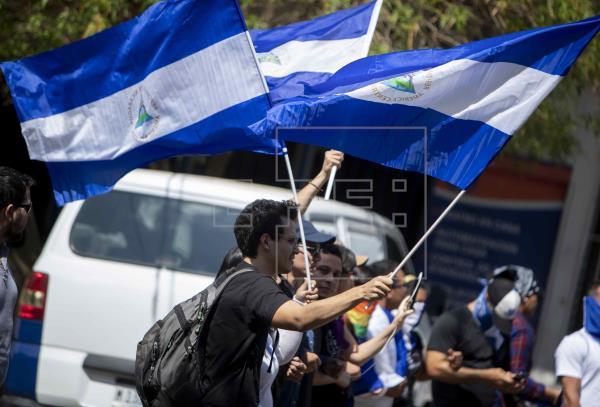 Las elecciones presidenciales de Nicaragua se llevarán a cabo el 7 de noviembre entre señalamientos internacionales contra Daniel Ortega. (Foto Prensa Libre: EFE)