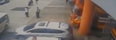 Un grupo de socorristas son asaltados mientras conversan, en la zona 3 capitalina.