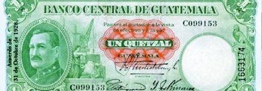El quetzal surge como moneda