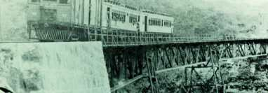 Ferrocarril de los altos Quetzaltenango