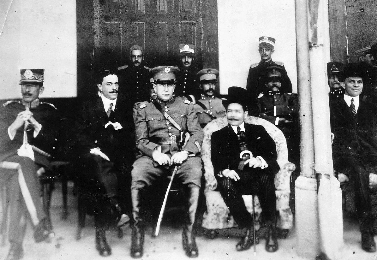Historia de Guatemala: Jorge Ubico llega al poder en 1931