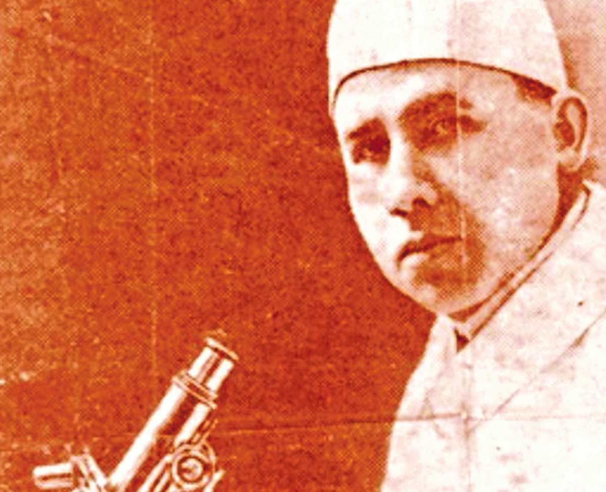 Historia de Guatemala: Doctor Robles descubre la oncocercosisen 1915