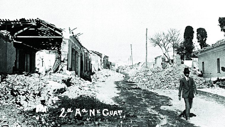 Terremotos devastan la capital