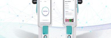 MobileODT, una empresa de Tel Aviv, utiliza inteligencia artificial y smartphones para detectar el cáncer cervical. (MobileODT)