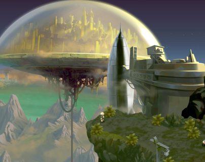 """""""Retro Machina"""": una aventura robótica de acción y puzles"""