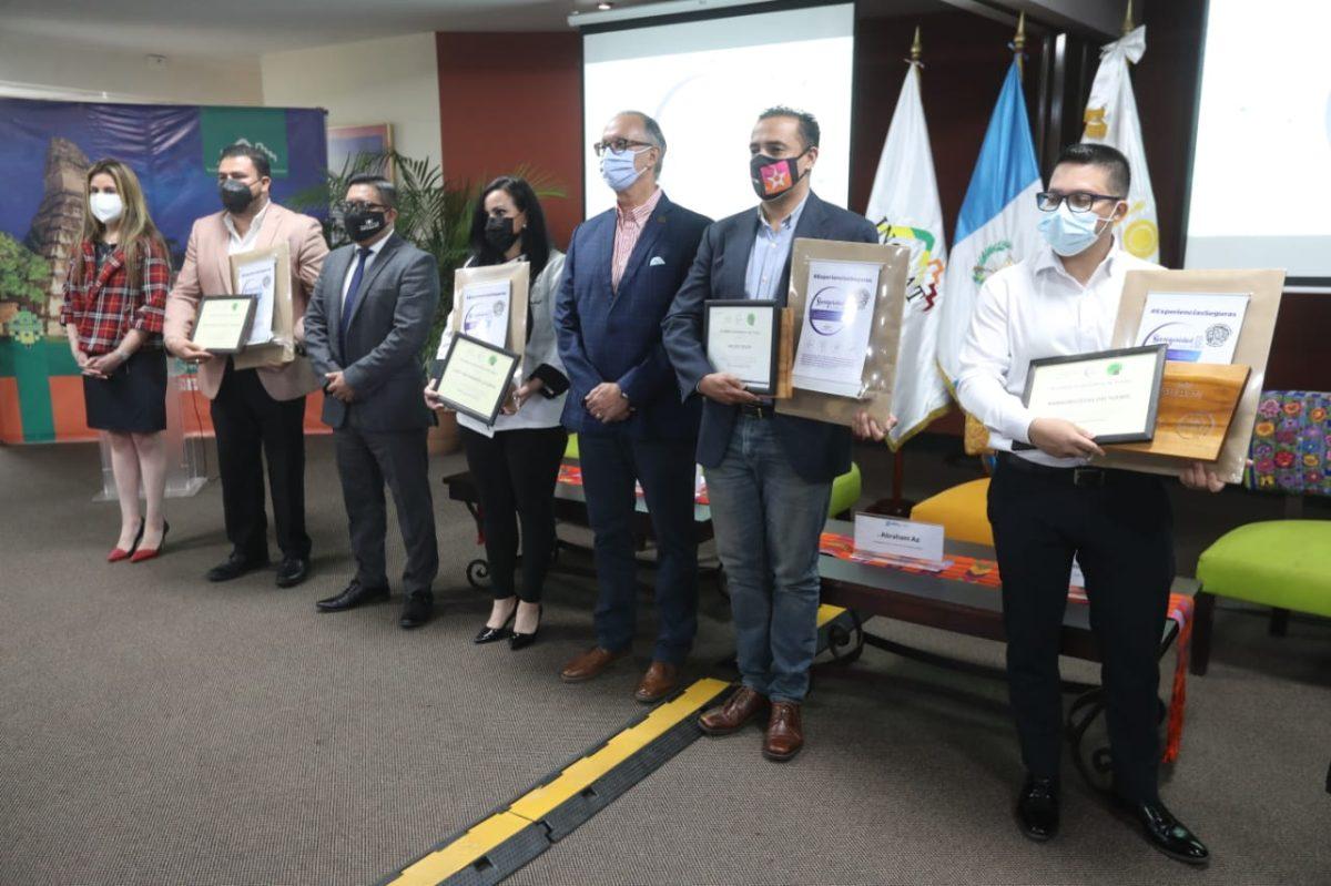 Más de 600 restaurantes han recibido Sello en Bioseguridad Turística del Inguat