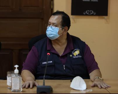 """Augusto Contreras: """"No sé que pasó"""" con registro erróneo de vacunas unidosis de Sputnik"""