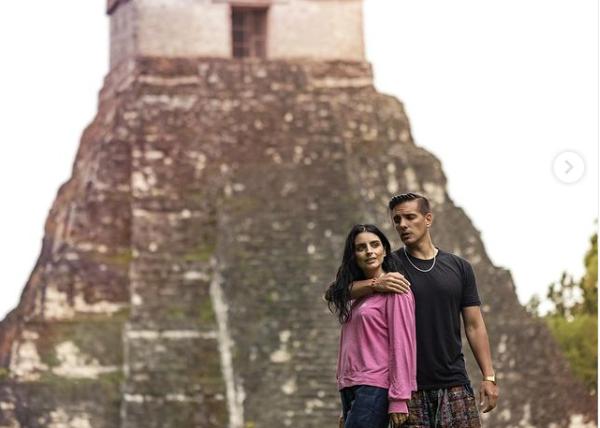 Aislinn Derbez publica impresionantes y bellas fotografías de su viaje a Guatemala