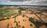 Las tormentas Eta e Iota dejaron miles de hectáreas de siembras perdidas, muchos agricultores aún no se recuperan. (Foto Prensa Libre: Hemeroteca PL)